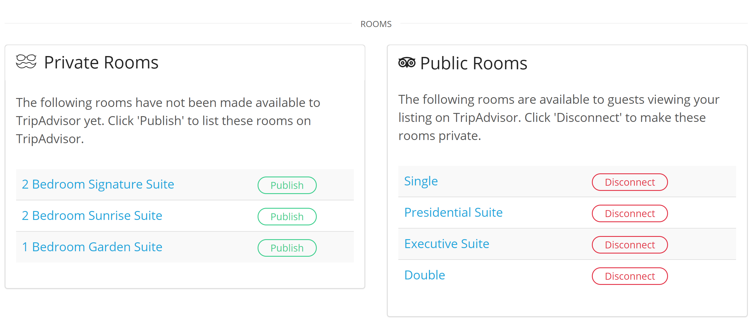 How Connect Hotel TripAdvisor TripConnect 