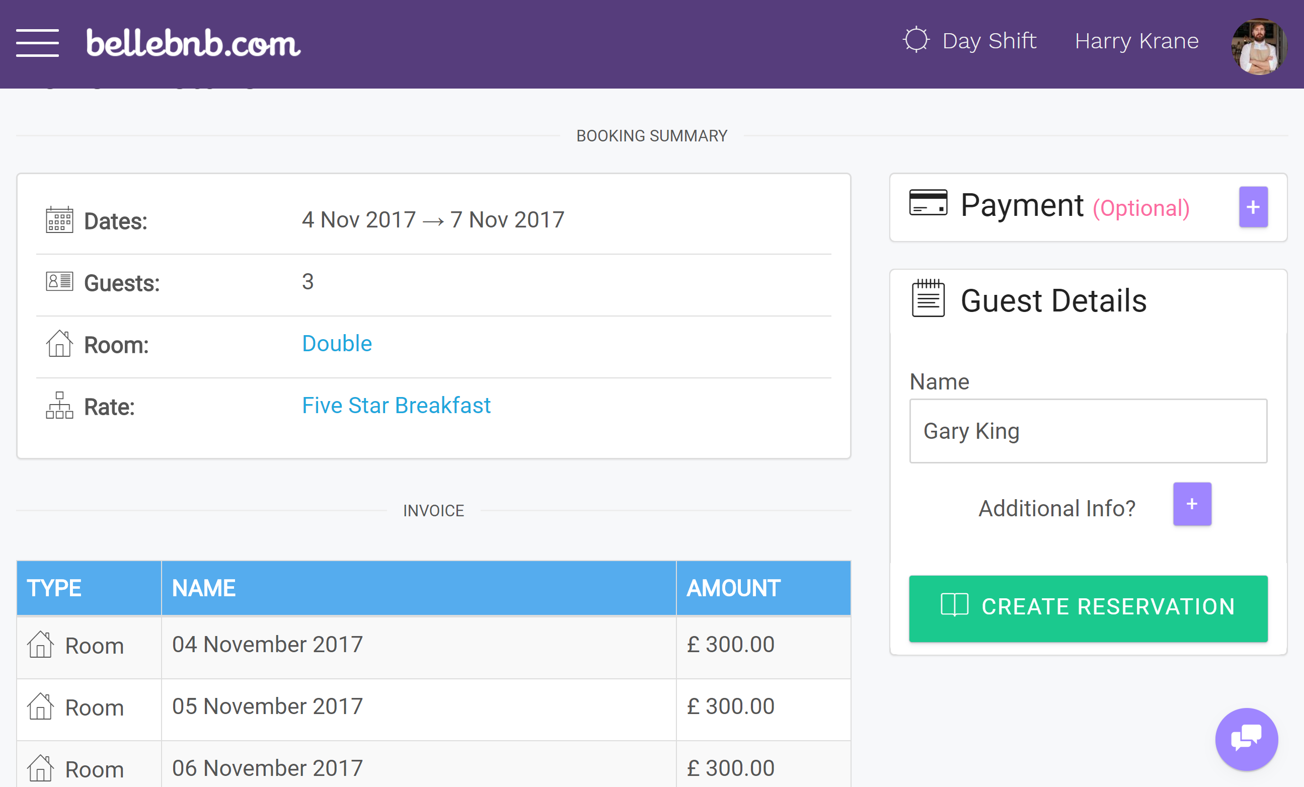Hotel Drag & Drop Front Desk Reservation Calendar Your reservations calendar has been updated to make it even easier to manage your hotel's daily activity. You can now drag and resize to create and reschedule bookings.