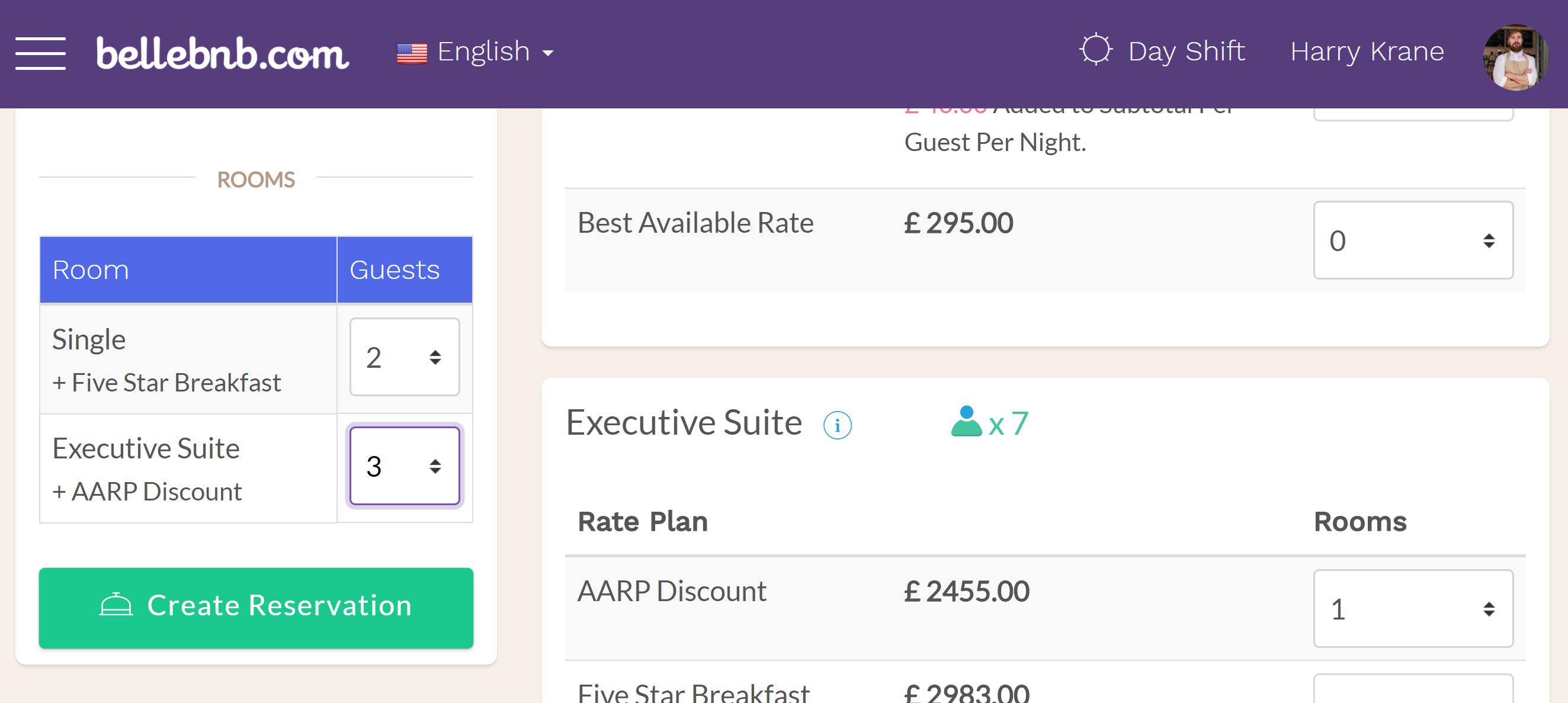 Hotel PMS Software Group Hotel Bookings continue to book