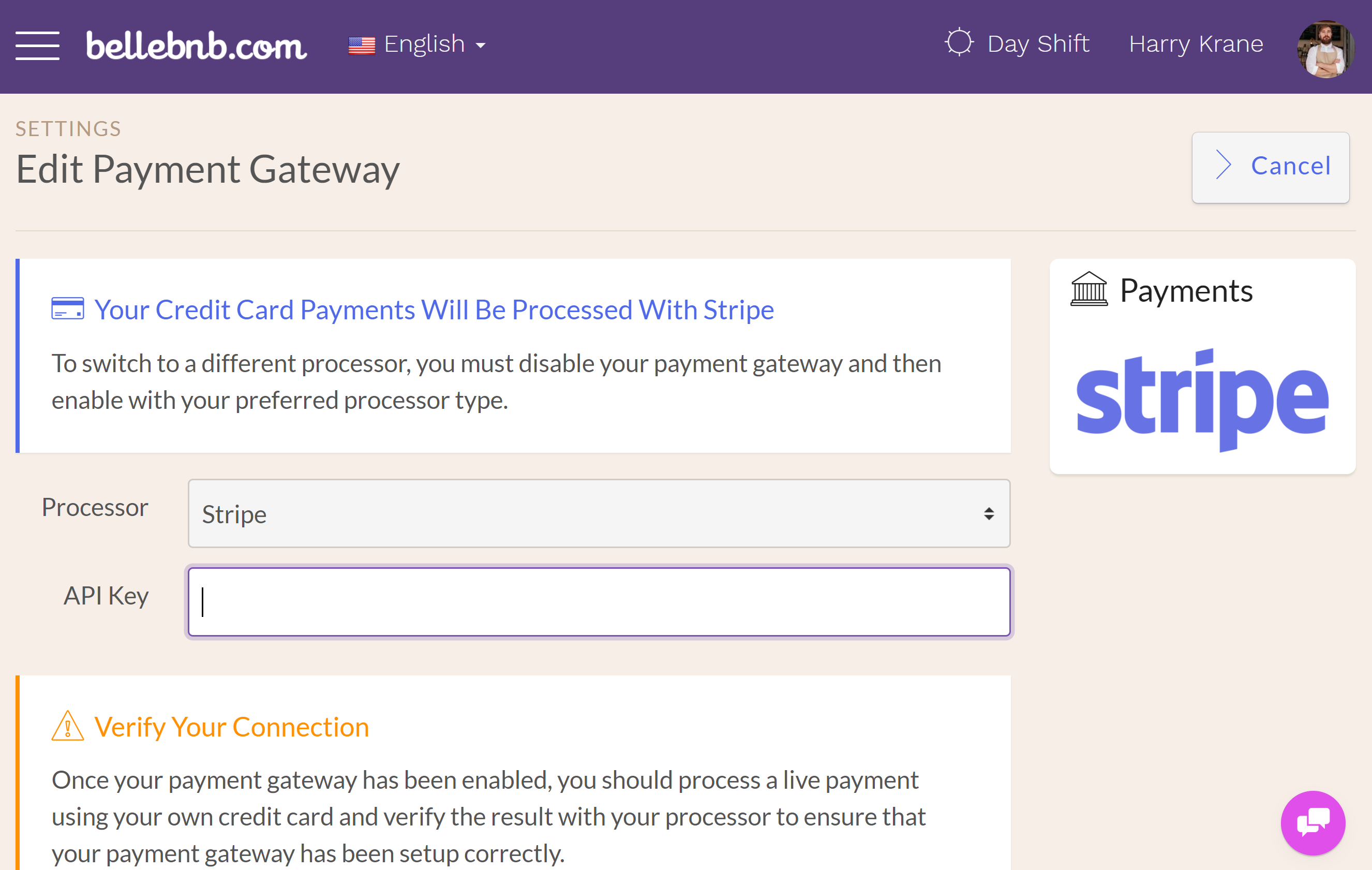 Setup and Test Your Payment Gateway Hotel PMS Software