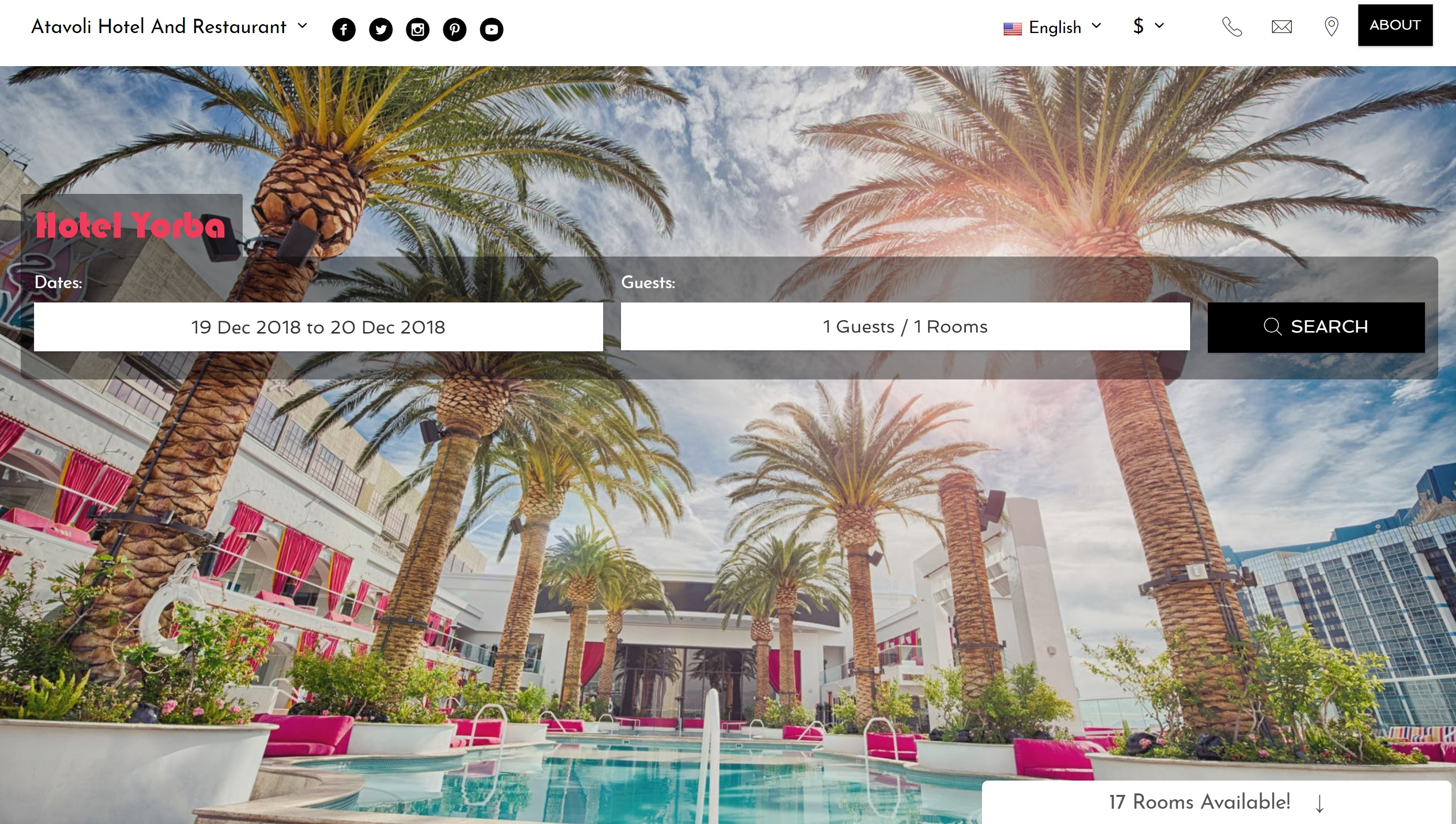 Your premium subscription to Bellebnb.com includes an embeddable booking widget, or 'booking button'. Your guests can book rooms directly from your hotel website. Visitors don't have to leave your website and reservations made through the booking button are commission free.