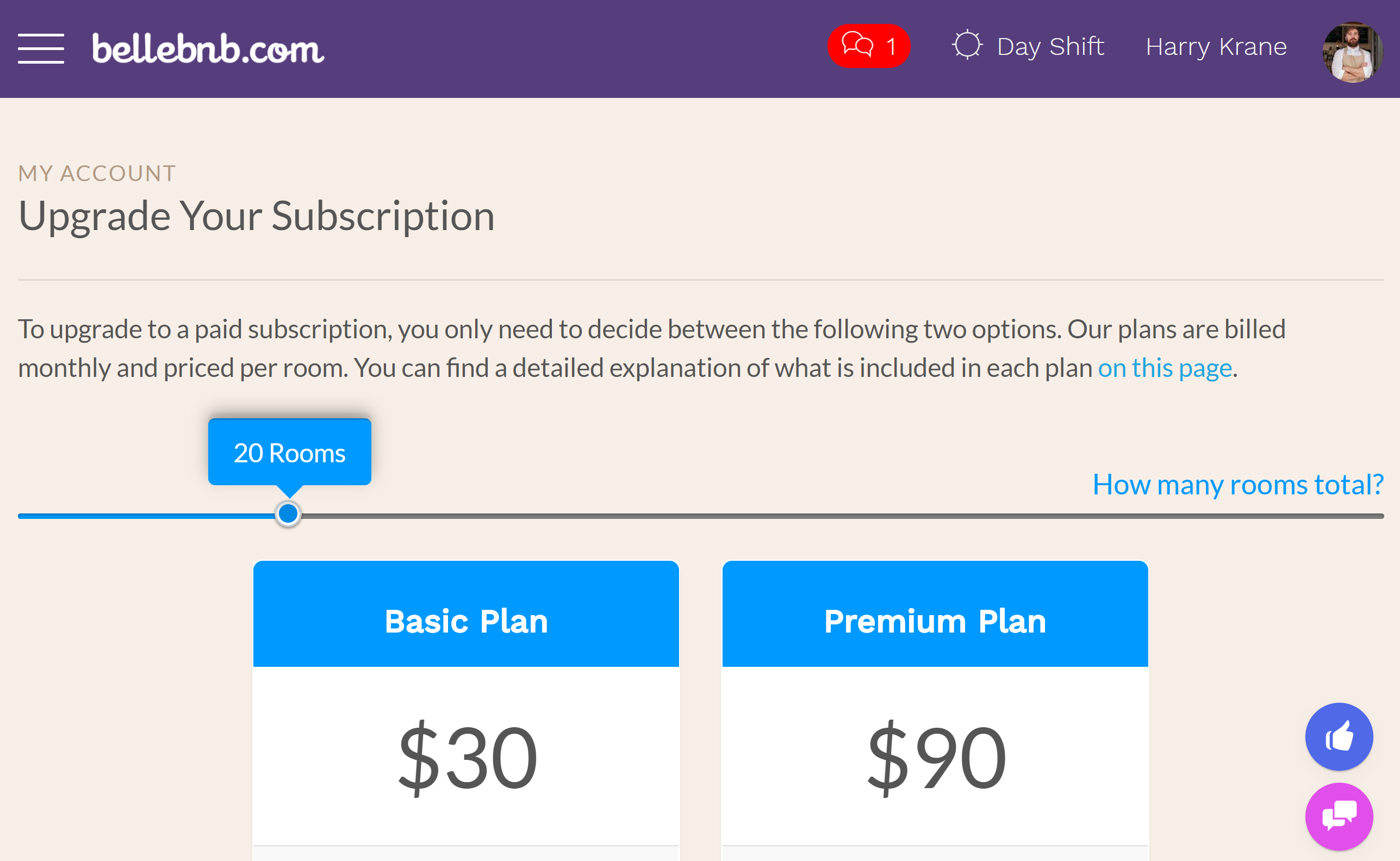 Or even better, click 'Upgrade Now!' in the main menu to upgrade to a full subscription.