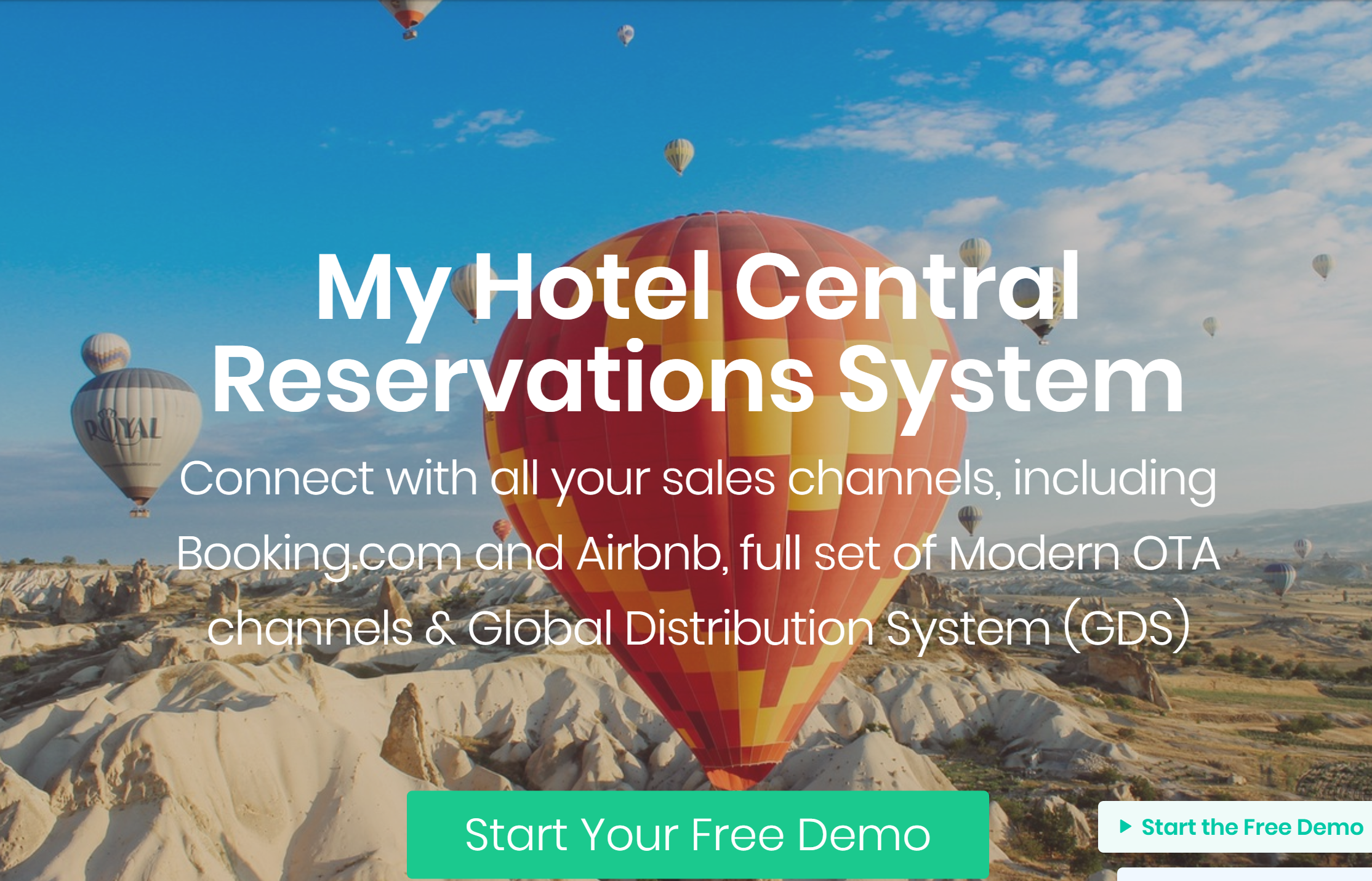Hotel Central Reservations System CRS | Hotel CRS