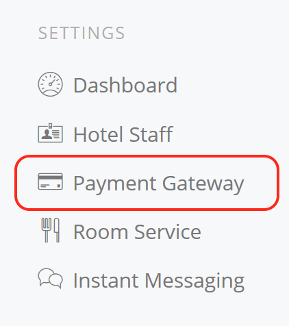 hotel Payment Gateway