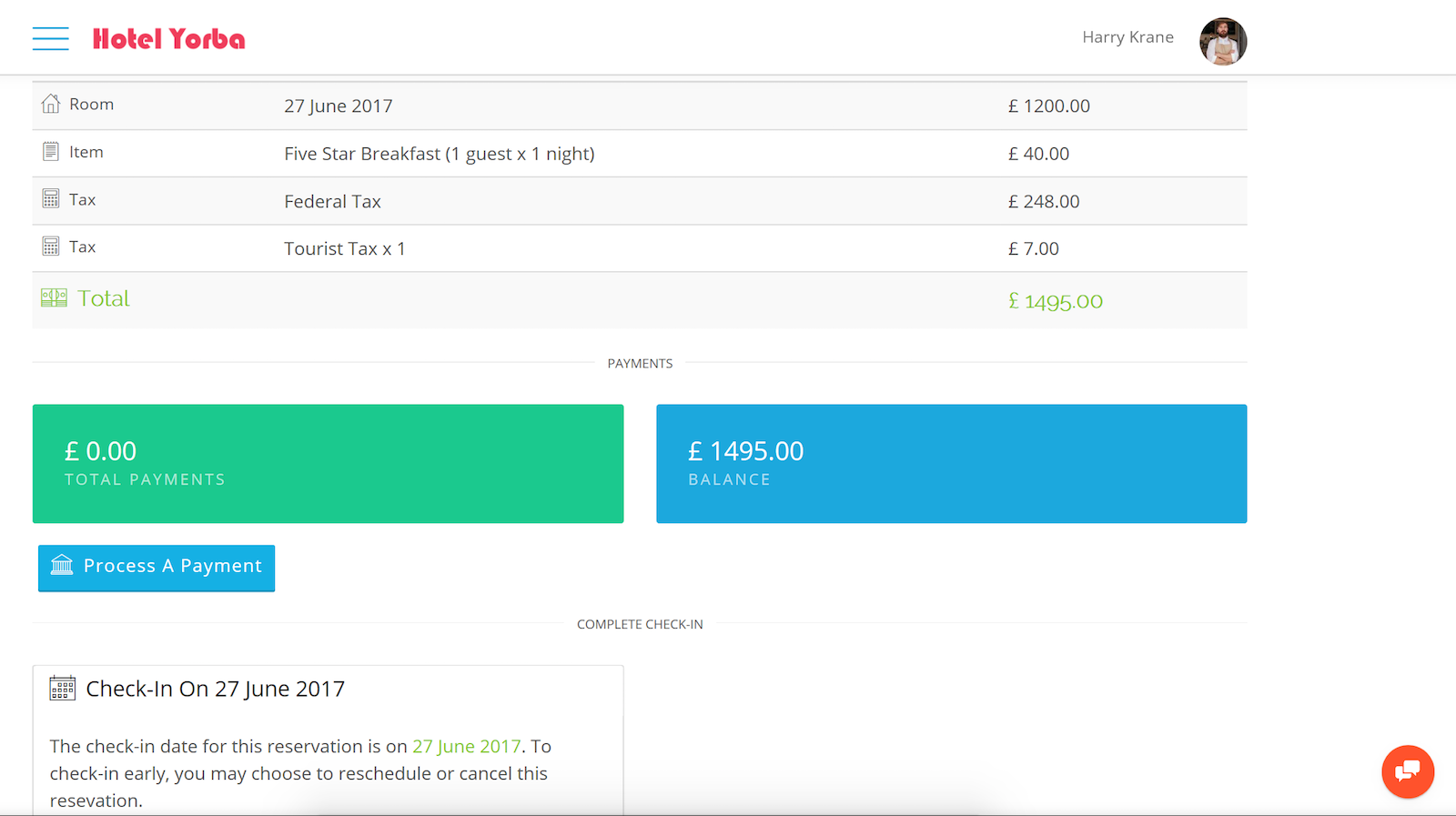 Validate Booking Engine Reservations