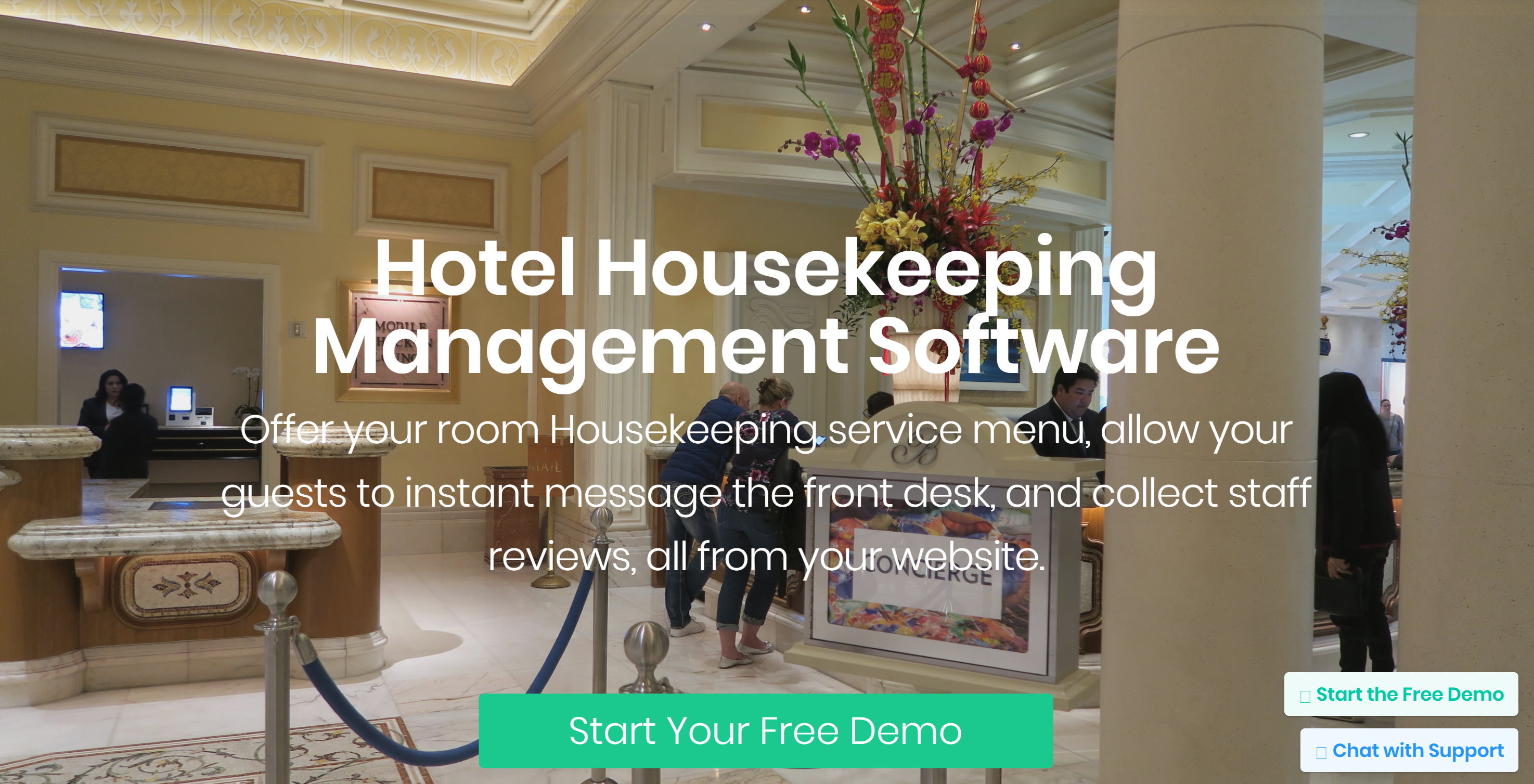 Video Training on How to Enable Hotel Housekeeping Software for Hotel PMS.