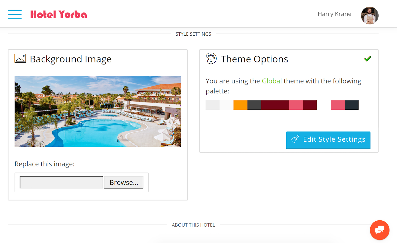 Fully Customizable Themes