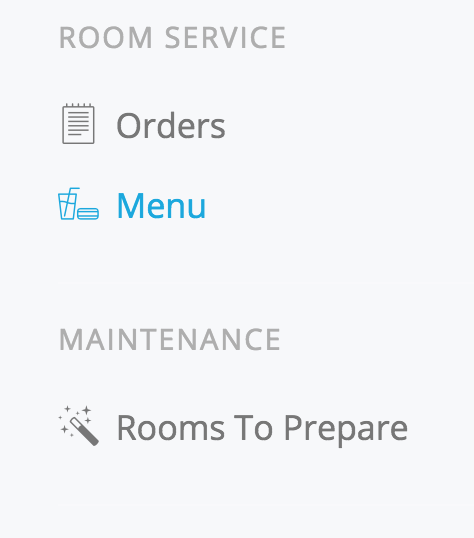 Hotel Housekeeping Module with Stats