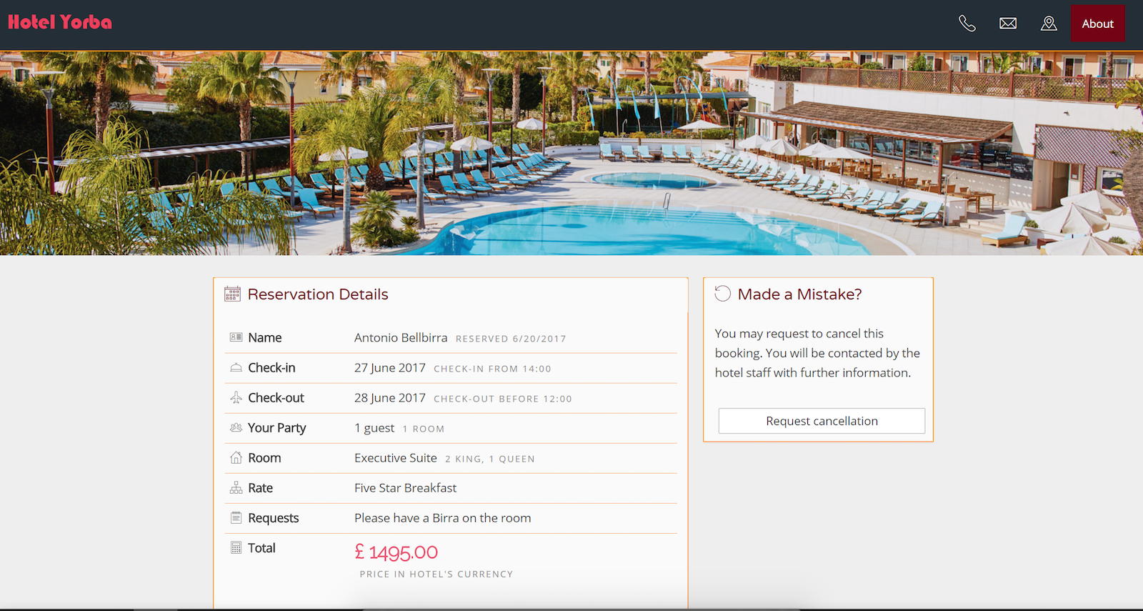 Hotel Smart Cancellations