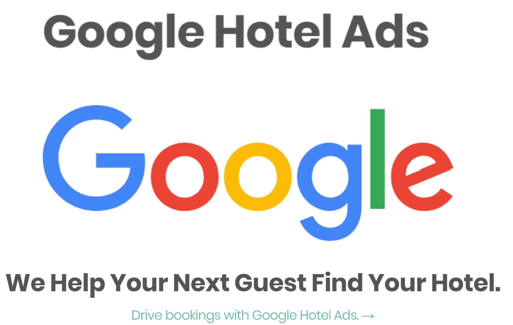 Google Hotel Ads - Drive Bookings with Ads for Your Hotel Official Premium PartnersGoogle Hotel Ads - Drive Bookings with Ads for Your Hotel