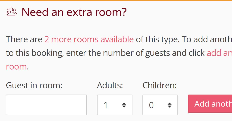 अधिक होटल के कमरे बेचें