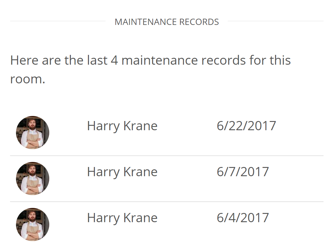 hotel Housekeeping Complete stats | Complete Hotel maintenance stats